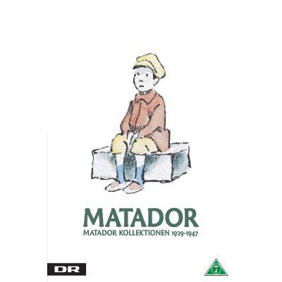 matador dvd boks føtex