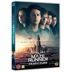 Maze Runner: The Death Cure (DVD)