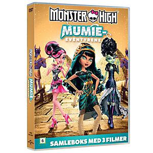 Monster High: The Mummy Adventure's Box (DVD)