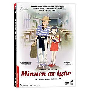 Minnen av igår (DVD)
