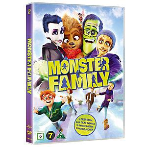 Monsteriperhe (DVD)