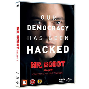 Mr Robot - Säsong 1 (DVD)