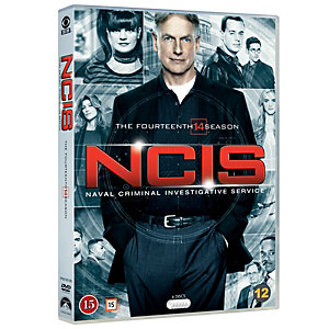 NCIS - Säsong 14 (DVD)