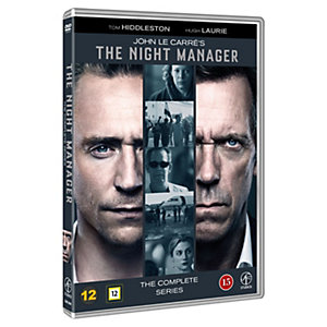 The Night Manager - The Complete Series (DVD)