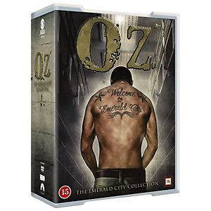 Oz - Complete Collection - Mega Pack (DVD)