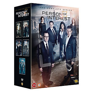 Person of Interest - The Complete Series (DVD)
