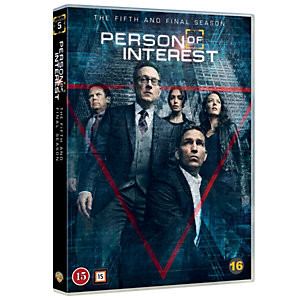 Person of Interest - Säsong 5 (DVD)