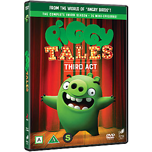 Piggy Tales: Third Act (DVD)