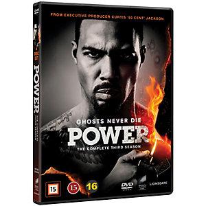 Power - Säsong 3 (DVD)
