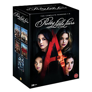 Pretty Little Liars - Säsong 1-5 Box (DVD)