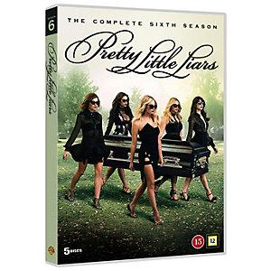 Pretty Little Liars - Kausi 6 (DVD)