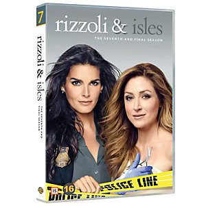 Rizzoli & Isles: sesong 7 (DVD)