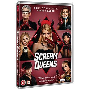 Scream Queens - Säsong 1 (DVD)