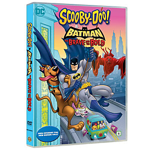Scooby-Doo & Batman: the Brave and the Bold (DVD)