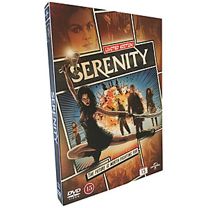 Serenity - Comic Book (DVD)