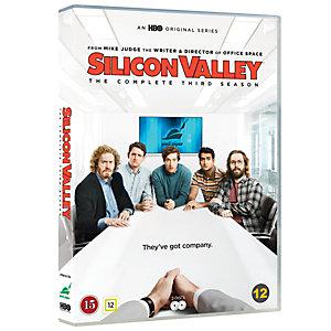 Silicon Valley - Säsong 3 (DVD)