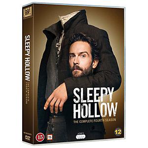 Sleepy Hollow - Kausi 4 (DVD)