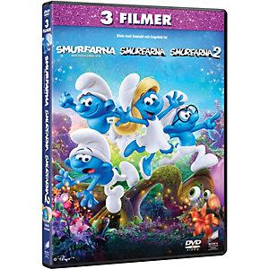 Smurfs 1-3 Box (DVD)