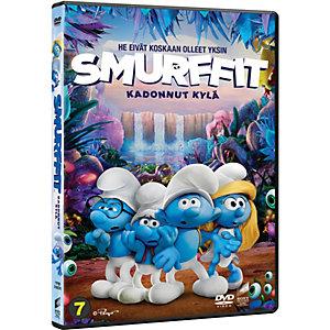 Smurffit - Kadonnut kylä (DVD)