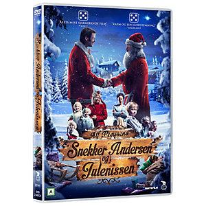Snekker Andersen og Julenissen (DVD)