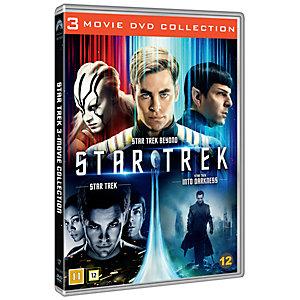 Star Trek 1-3 boksi (DVD)