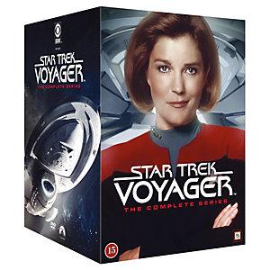 Star Trek: Voyager - The Complete Series (DVD)