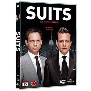 Suits: sesong 4 (DVD)