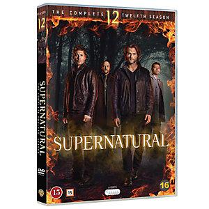Supernatural - Säsong 12 (DVD)