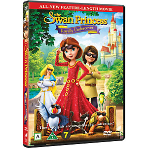 Swan Princess: Royally Undercover (DVD)