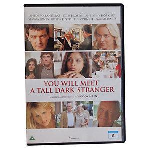 Du kommer möta en lång mörk främling (DVD)