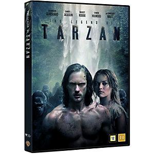 Tarzanin legenda (DVD)