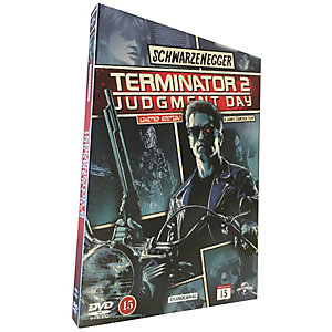 Terminator 2: Judgement Day - Comic Book (DVD)