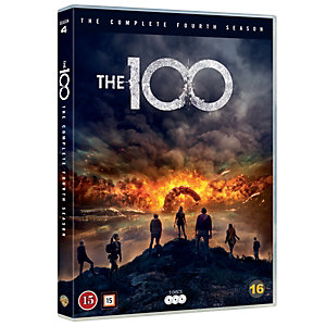 The 100 - Säsong 4 (DVD)