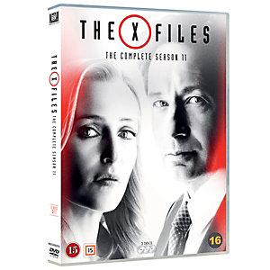 The X-Files - Kausi 11 (DVD)