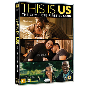This is Us - Säsong 1 (DVD)