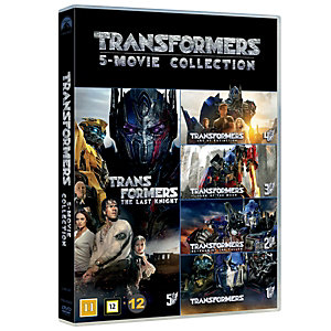 Transformers 5-Movie Collection (DVD)