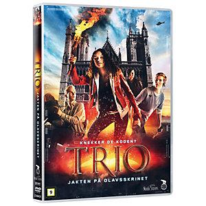 Trio - Jakten på Olavsskrinet (DVD)