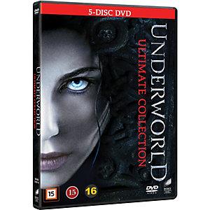 Underworld 1-5 samleboks (DVD)