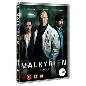 Valkyrien - Säsong 1 (DVD)