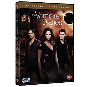 Vampire Diaries - Säsong 6 (DVD)