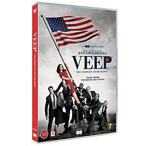 Veep - Säsong 6 (DVD)
