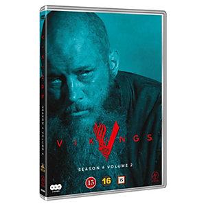 Vikings - Sesong 4. Vol. 2 (DVD)