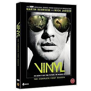 Vinyl - Kausi 1 (DVD)