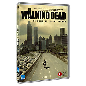 The Walking Dead - Säsong 1 (DVD)