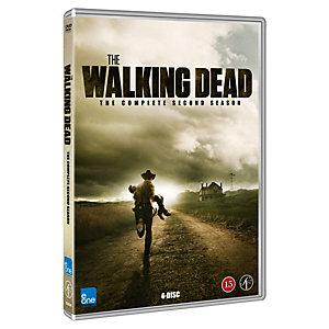 The Walking Dead - Säsong 2 (DVD)