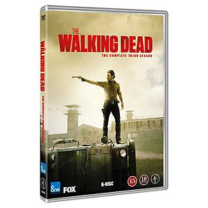The Walking Dead - Säsong 3 (DVD)