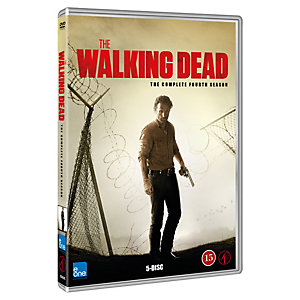 The Walking Dead - Säsong 4 (DVD)