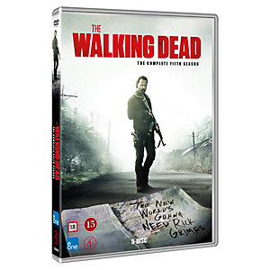 The Walking Dead - Säsong 5 (DVD)