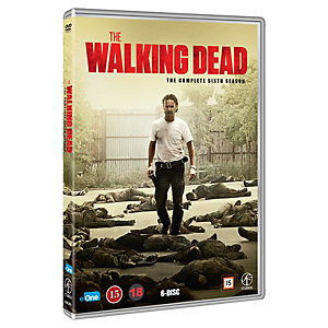 The Walking Dead: sesong 6 (DVD)
