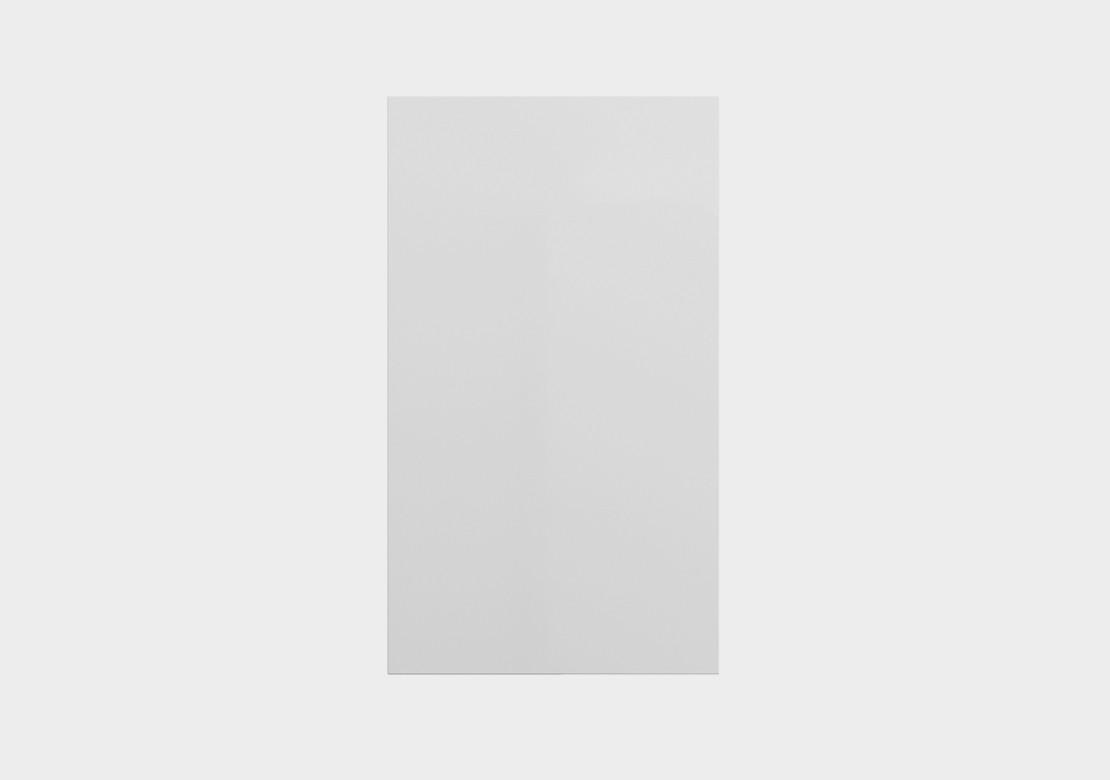 47 : Viva White Skuffefront 80x26